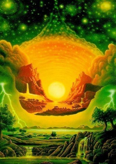 kingdom of the solar logos