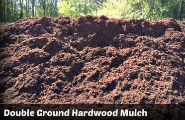 Double Ground Hardwood Mulch at Yard 29 in Rustburg, VA