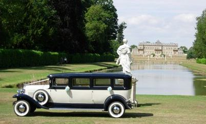 Wedding Show at Wrest Park, Silsoe, Bedfordshire