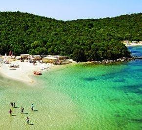 Dream Beach at Sivota Greece