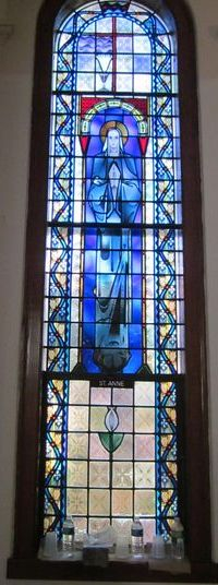 Stained Glass Windows At St Augustine S Seminary In Bay