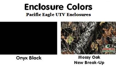 Pacific Eagle UTV Color Chart