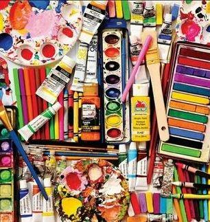fine art material supplies
