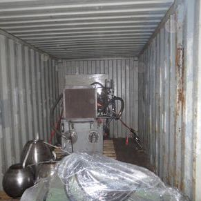 4000mm x 22mm Boldrini Ribo 18HY/4000 Hydraulic Flanger Turkey to Mexico 2