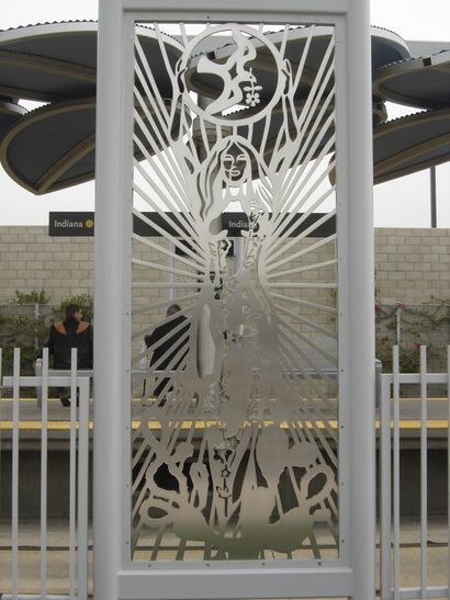 Los Angeles Metro Art