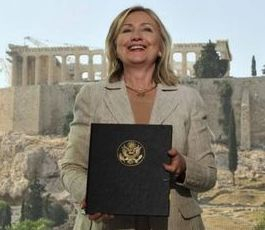 Hillary Clinton knew Greece would Not make it , even before the first Memorandum  was signed