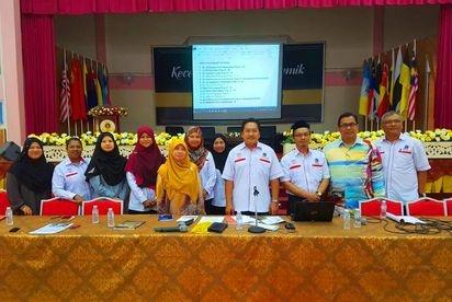 AJK Muafakat MRSM Kuala Klawang 2017/2019