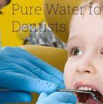 Distilled water for Dental use