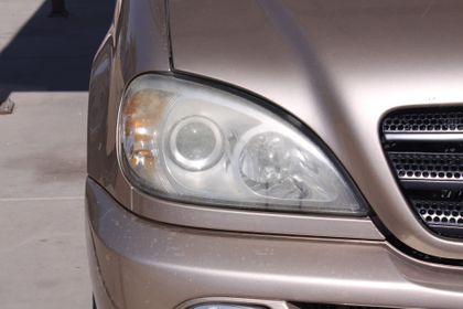Headlight (before)