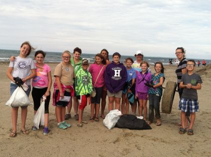Great Lakes Beach Sweep