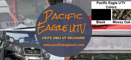 Pacific Eagle UTV Logo