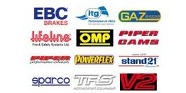 Vulcan Racing value in motorsport ebc itg gaz lifeline omp pipercam piper exhausts powerflex sparco stand 21 trs motorsport v2sport