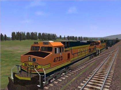 BNSF C40-9 (Dash9)