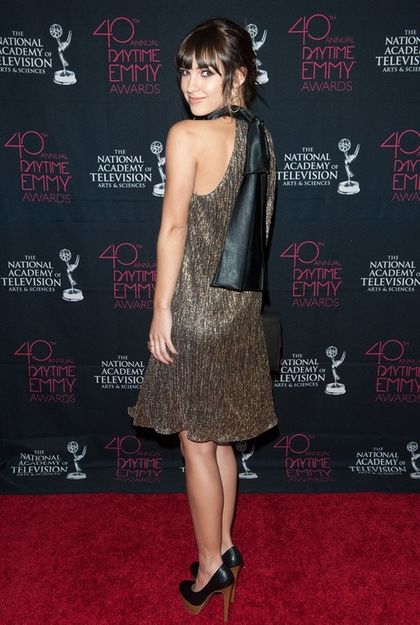 Denyse Attended the Creative Arts Emmy Awards on June 14th!