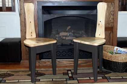 Irish Sligo / Tuam side chairs