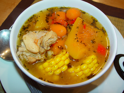 Chicken Soup (sopi di galinja)