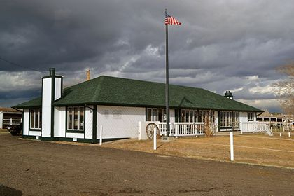 Friends of Horses Rescue and Adoption - Main Building