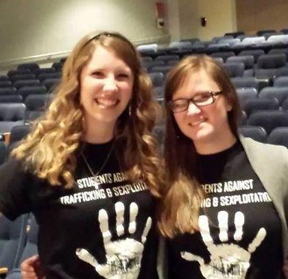 SATS founders Rebecca & Sara