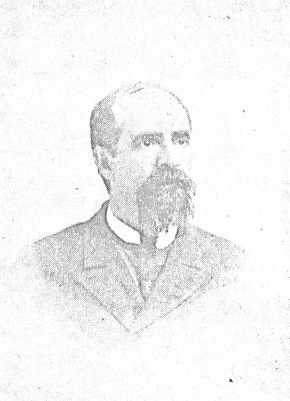 Rev. Edward C.Brooks 1871-1873