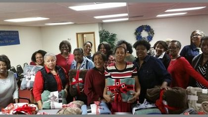 Christmas 2015 Fellowship