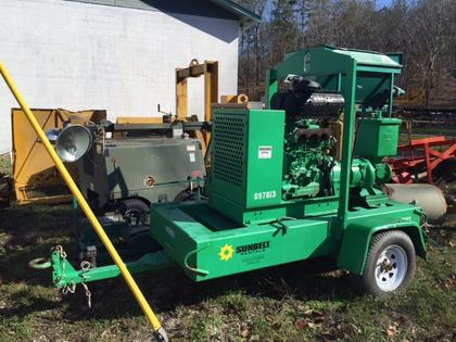 Dredge / Pumps For Sale - New & Used - Suggs Equipment
