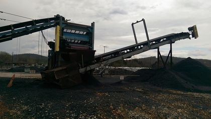Aggregate Conveyor Equipment
