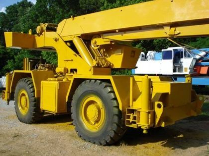 Grove RT522 Crane