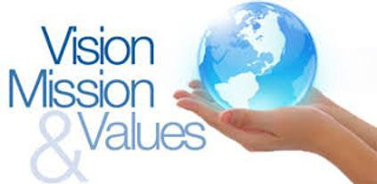 Our vision, mission and core values.