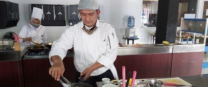 Praktek Cooking Class 8