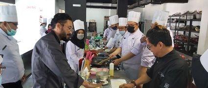 Praktek Cooking Class 11
