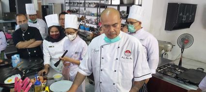 Praktek Cooking Class 9