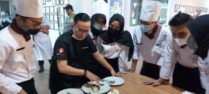 Praktek Cooking Class 10