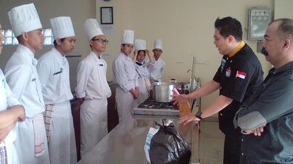 Foto Kegiatan Cooking Class