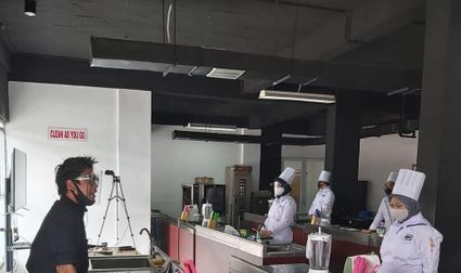 Praktek Cooking Class 4
