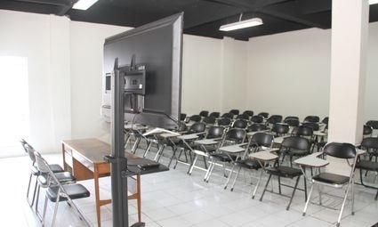 Ruangan Kelas LPT Panghegar
