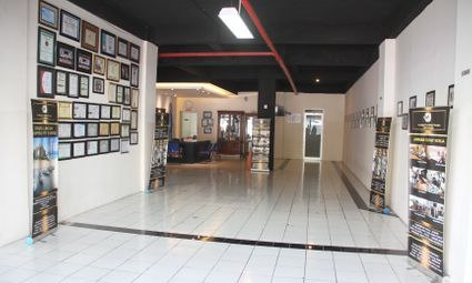 Lobby Area Kampus LPT panghegar