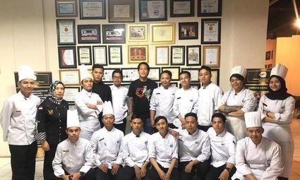 Foto Kunjungan Chef Juna 1
