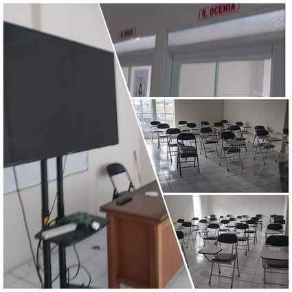 Fasilitas Ruangan Kelas