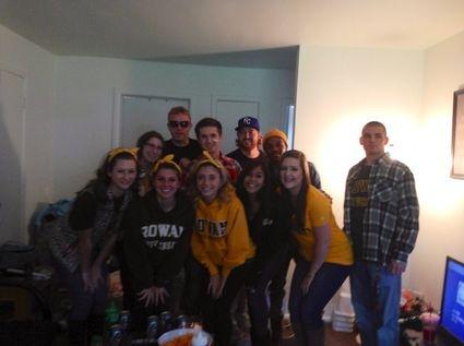 Fun at Homecoming!