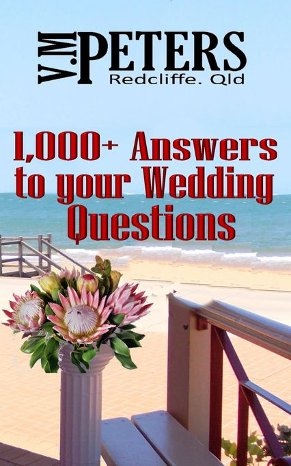 1,000+ Answers to your Wedding Questions