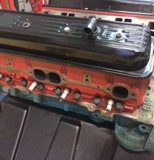 Motor Optimierung und Neuaufbau