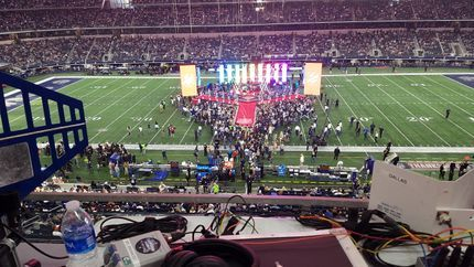 Thanksgiving halftime show 2017