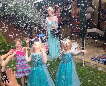 Frozen PArties - Essex, herts, london and kent