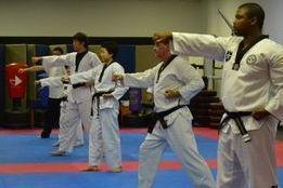 Adult Martial Art classes