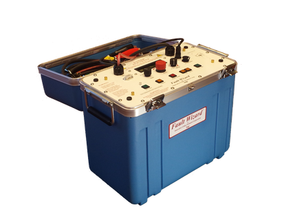 IUP Corp - Fault Wizard, Portable Primary Cable Fault Locator