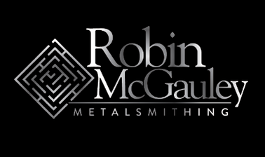 Robin McGauley Metalsmithing Logo