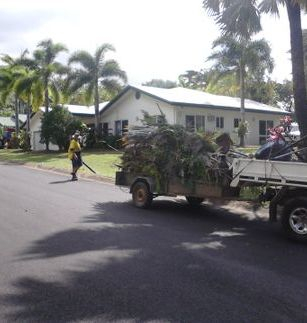 Green Waste Removal.