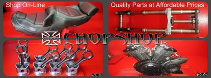 Motorcycle Salvage Parts for Sale