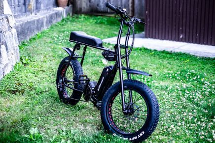 retro style fat bike better than super 73