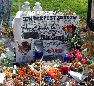 Candle Vigil Memorial